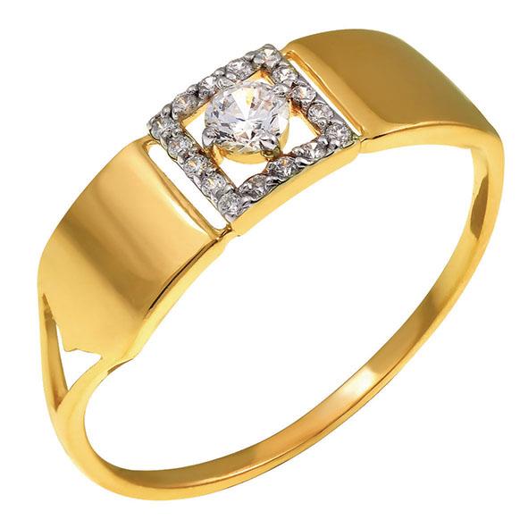 Золотое кольцо 821835