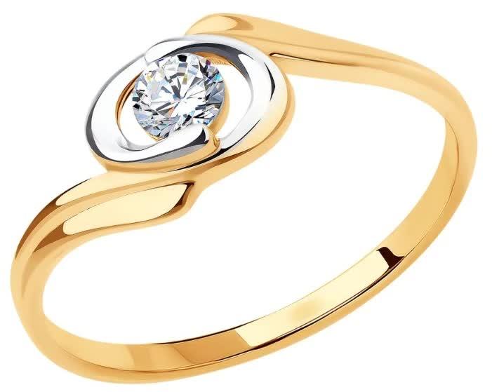 Золотое кольцо 51-110-00844-1