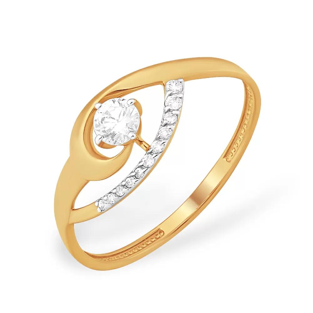 Золотое кольцо к13211776