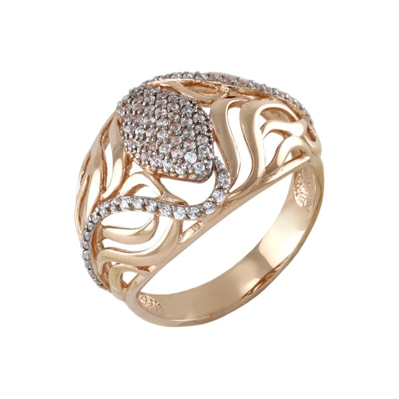 Золотое кольцо 01-857кв