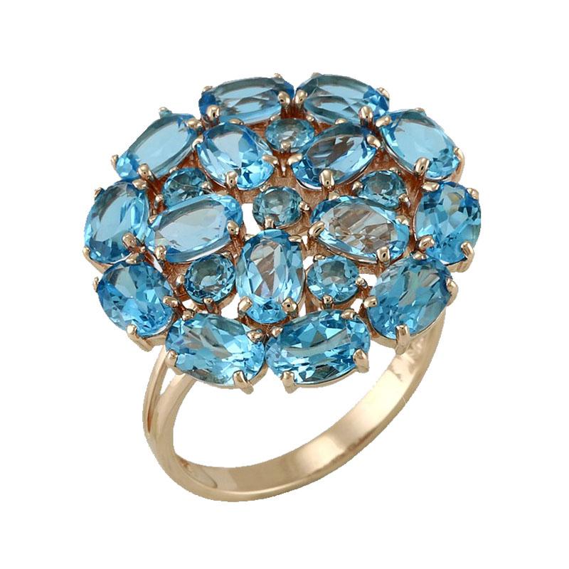 Золотое кольцо 01-758пд