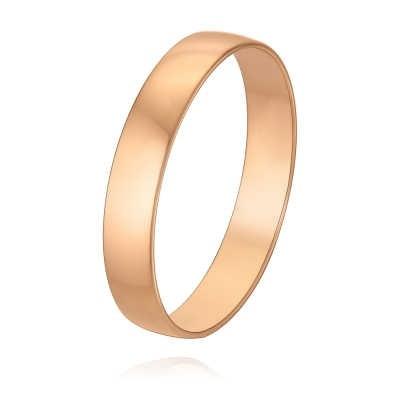 Обручальное кольцо из золота арт. 1230340-а50-01 1230340-а50-01