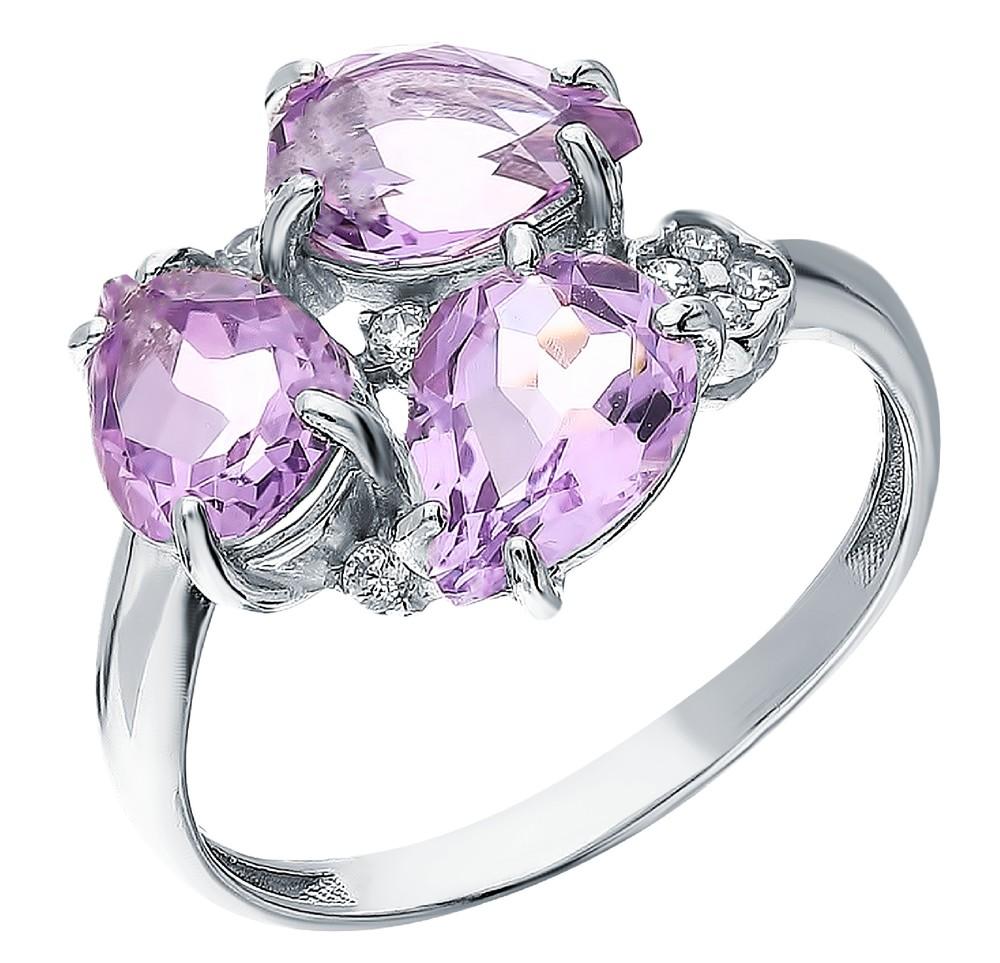Серебряное кольцо 6905004а.5