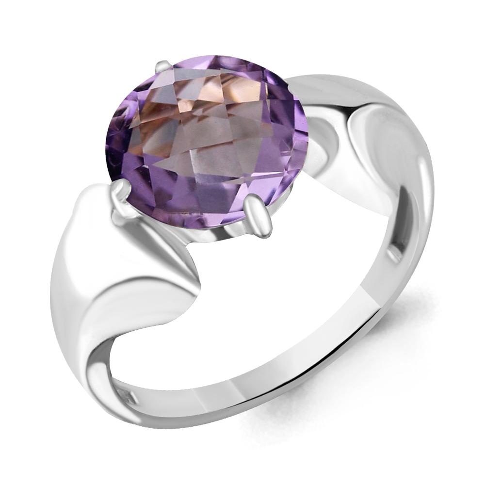 Серебряное кольцо 6594404