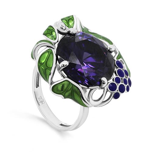 Серебряное кольцо 11-277-7901