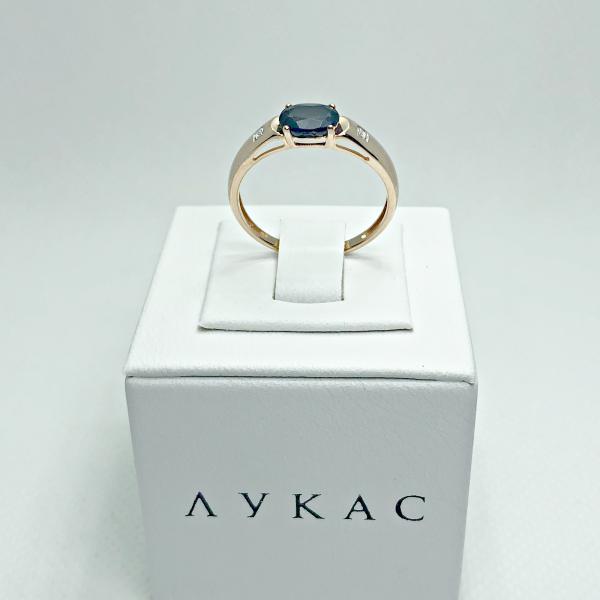 Кольцо из белого золота r01-d-l-35098-sa