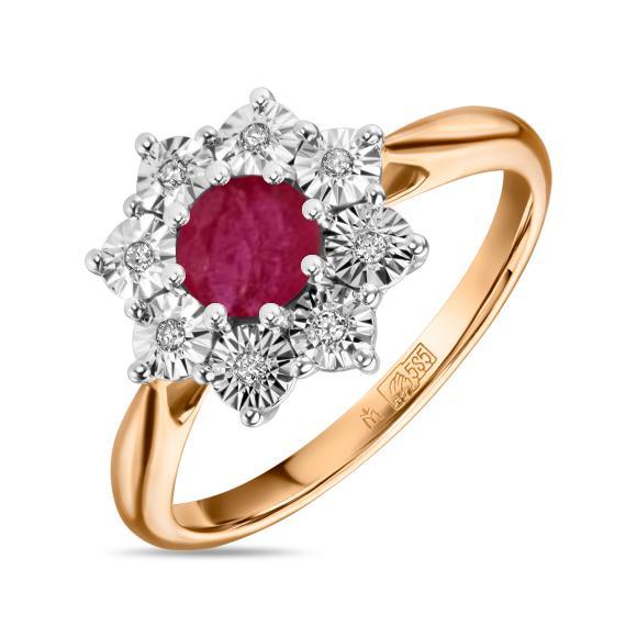 Золотое кольцо r01-d-l-pl-35313-ro