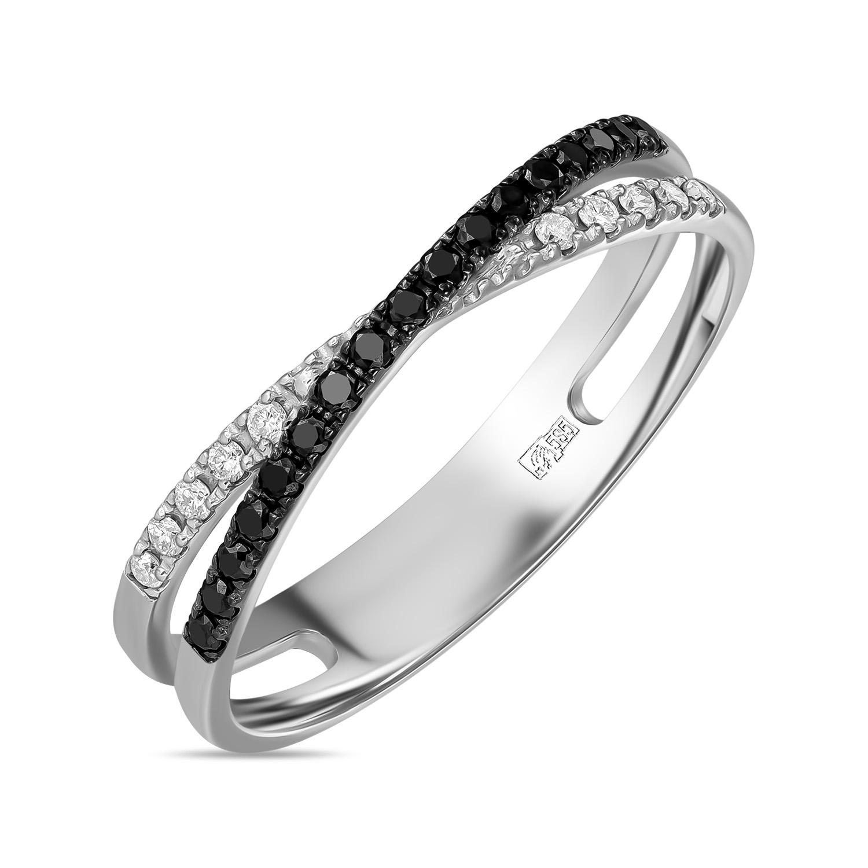 Кольцо из белого золота r01-d-l-35400-b