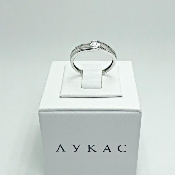 Золотое кольцо r01-d-l-pl-35095