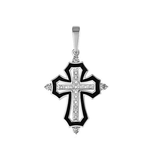 Подвес крест арт. 3-128-7902 3-128-7902
