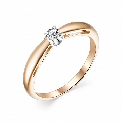 Золотое кольцо 13451-100