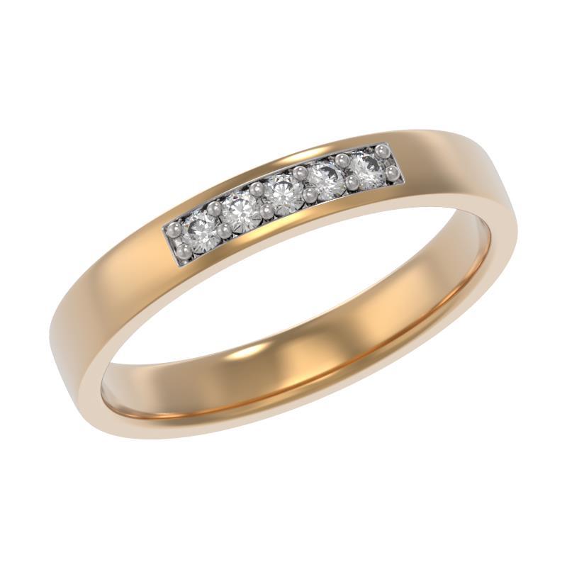 Золотое кольцо 1039221-11140