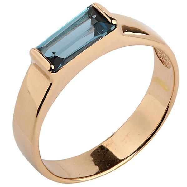 Кольцо из белого золота 1610320
