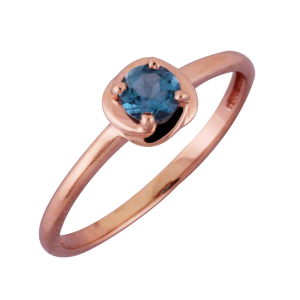 Кольцо из белого золота 1940370