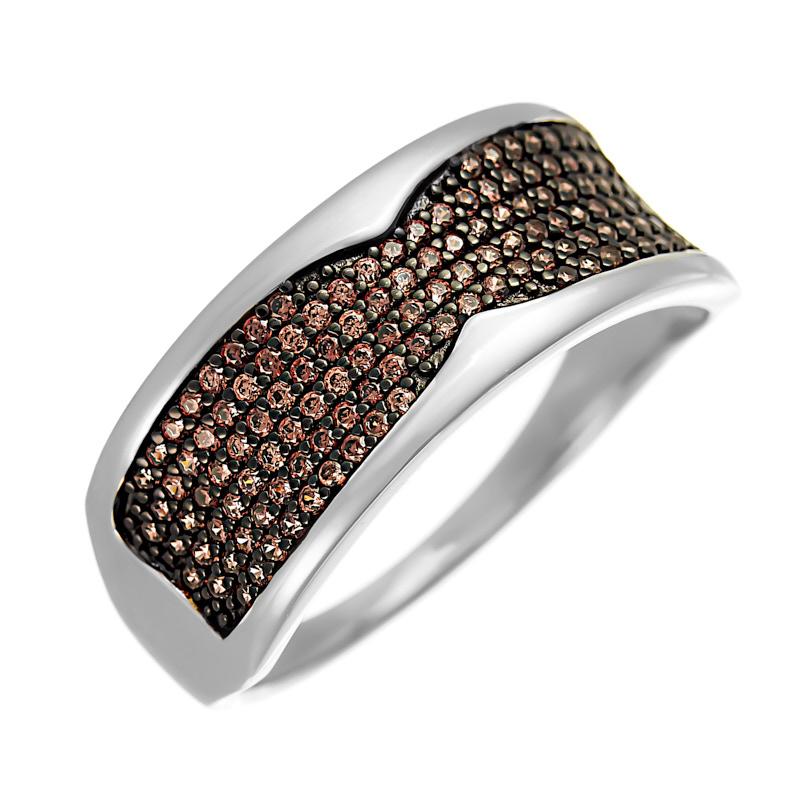 Серебряное кольцо MP-R00805XWBXXDB