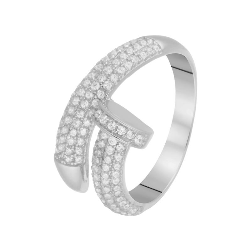 Серебряное кольцо MP-R00835XWXXW