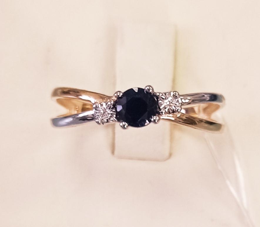 Золотое кольцо r01-d-l-pl-35567-b