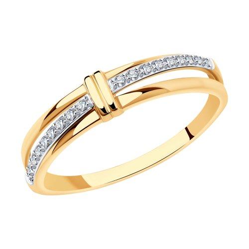 Золотое кольцо 018743