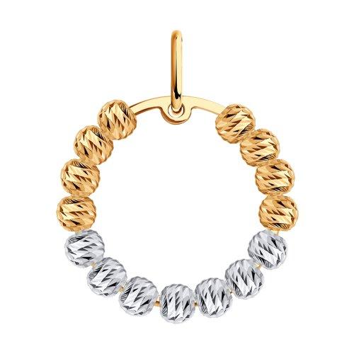 Золотой подвес арт. 51-130-01268-1 51-130-01268-1