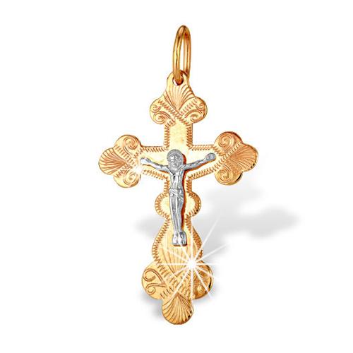 Золотой крест арт. п1802012 п1802012