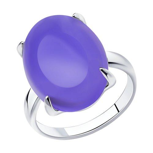 Серебряное кольцо 83010075