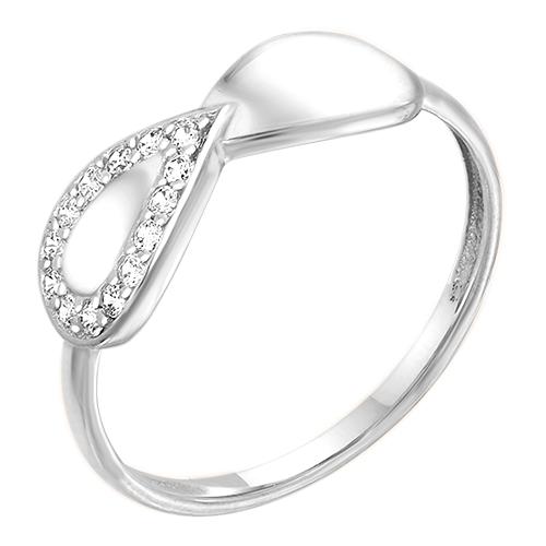Серебряное кольцо 90-01-6766-00