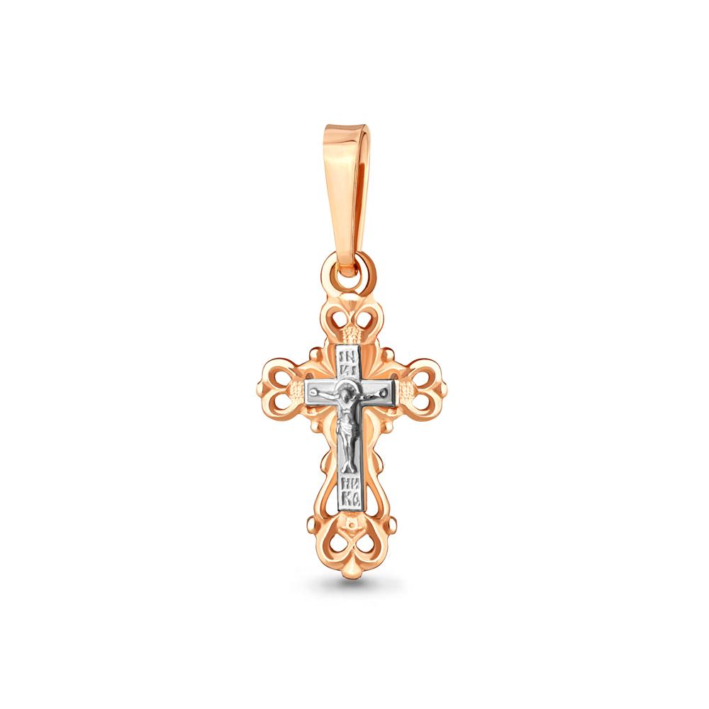 Золотой крест арт. 11172.1 11172.1