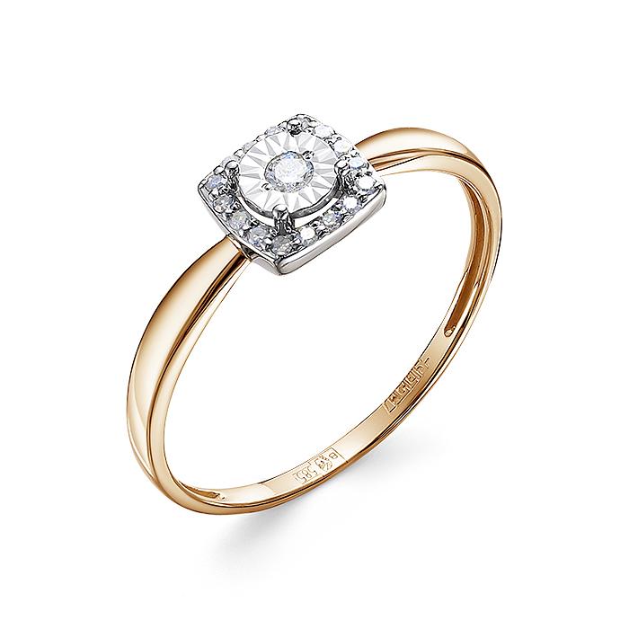 Золотое кольцо к1236-120