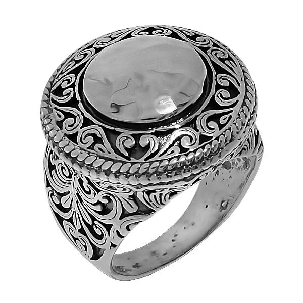 Серебряное кольцо mvr1124