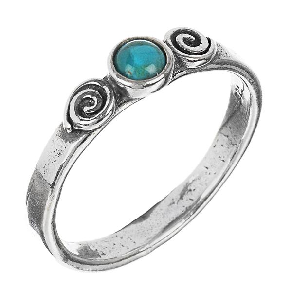 Серебряное кольцо 01r603tq