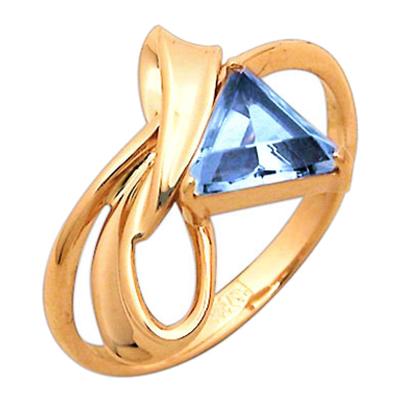 Золотое кольцо Топаз арт. 11300018 11300018