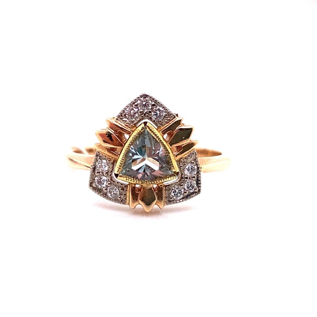 Золотое кольцо 90399