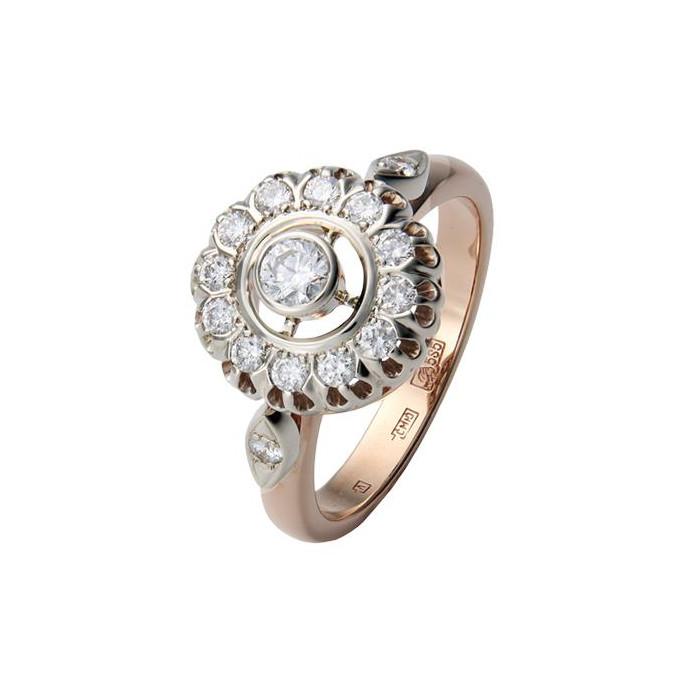 Золотое кольцо Бриллиант арт. 76971 76971